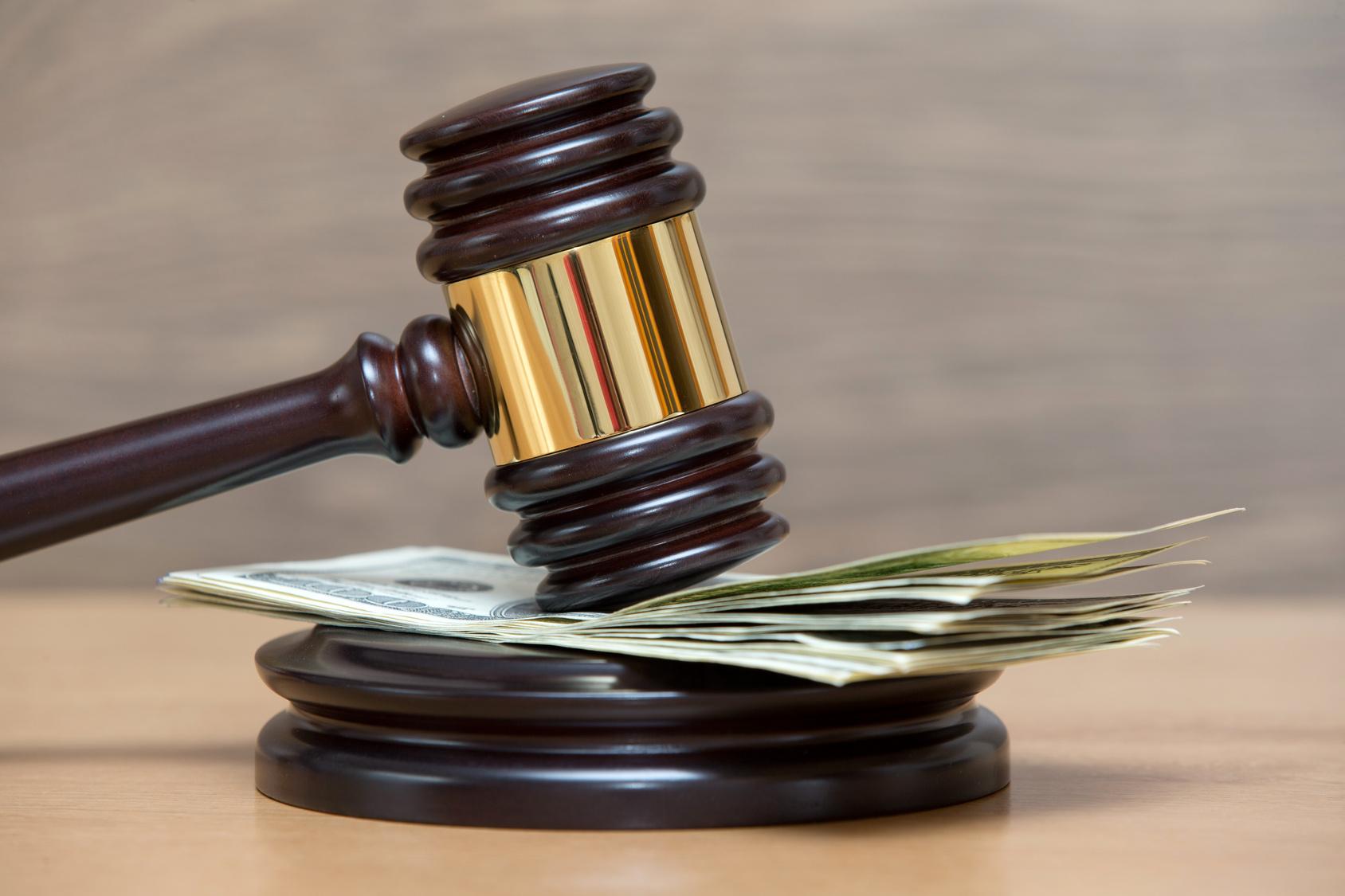 Юридические услуги — Банкротство организации